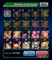 Virtual Dokkan Ultimate Clash 3
