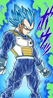 Blue Evolution manga full