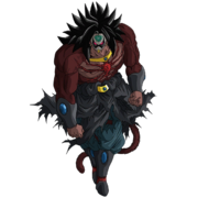 Broly Dark (Artwork)