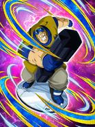 Dokkan Battle Boss Gurumes Warrior Bongo card (Curse of the Blood Rubies - Bongo SSR)