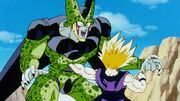 Gohan cotro Cell