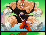 Son Goku vs. Fuerzas Especiales Ginyu