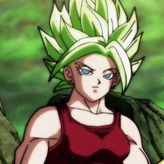Kale Super Saiyan 2