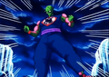 King Piccolo after wish