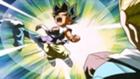 Goku en problemas