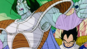 Zarbon caught Offguard