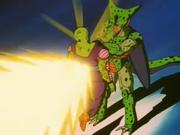 Cell vuole annientare Piccolo