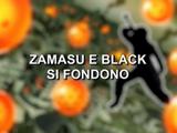 Zamasu e Black si fondono