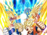 Dragon Ball Z: Bucchigiri Match