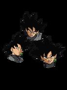 Goku Black Boceto