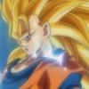 Goku SS3 Cuadro