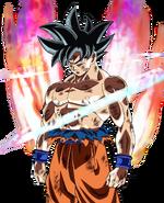 Goku selfish