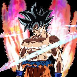 Instinto Superior Dragon Ball Wiki Brasil Fandom