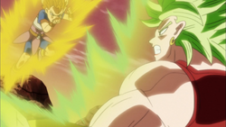 Kale crushes cabba