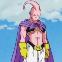 Mr. Bu allenato in Dragon Ball Super.