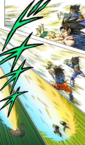 Kame Gamma Hame Burst Ha Flash