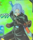 Long hair Trunks TP