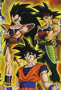 Goku Raditz Bardock