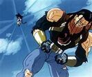 Goku vs Super 17