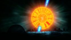Zamasu is sol de fogo