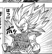 Basaku (Super Saiyan) (Victory Mission)