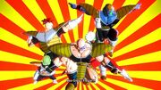 DBXV Together We Are The... Neo Ginyu Force! GT Pack 1 DLC Missing Captain! Neo Ginyu Force (Cutscene 1)