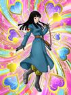 Dokkan Battle The Love to Ligh the Future Mai (Future) card