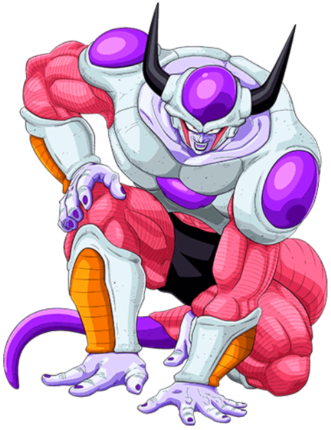 Image - Frieza second form by alexiscabo1-d9aoppz.png | Dragon ...