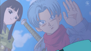 Trunks y Mai despedida todos 18