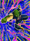 Dokkan Battke Demon King's Punishment Demon King Piccolo (Elder) card (Namekian Demon King Elderly Piccolo SSR-UR)