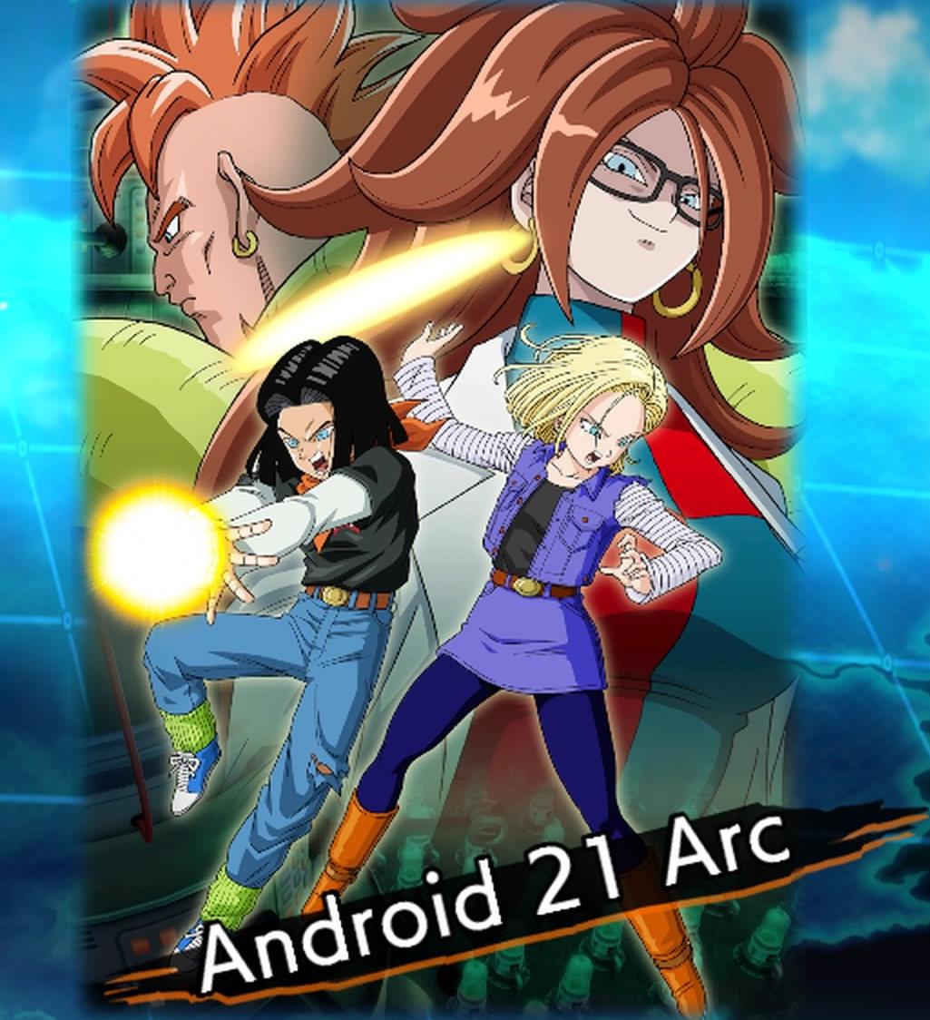 Dragon Ball Android 21