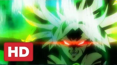Dragon Ball Super Broly Movie Trailer (English Dub Reveal) - Comic Con 2018
