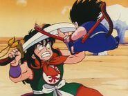 Yamcha vs Goku