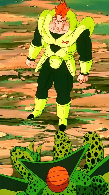 Dbz Android And Cell