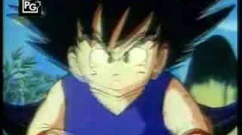 Hyrja e dytë në Dragon Ball