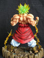 PowerUpBroly statue model pvc c
