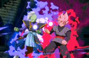 Zamas y Black FighterZ