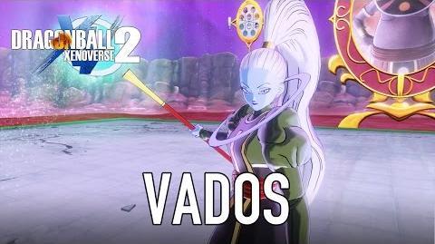Dragon Ball Xenoverse 2 - PC PS4 XB1 - Vados (Gameplay)