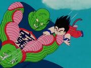 Satanàs ataca Goku