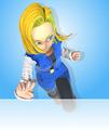 Android 18 Zenkai Royale