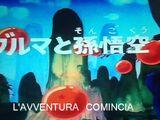 L'avventura comincia - Goku conosce Bulma