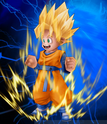 Goten Ultimate Butoden
