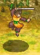 Paopao sword