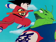 Piccolo vs Gokû round 3