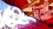 SDBH UM5 Goku Doctrina egoísta y Cumber SS3
