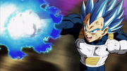 Savage strike vegeta