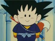 Shu como Goku