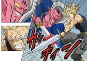 Trunks v Dabura
