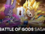 Battle of Gods saga