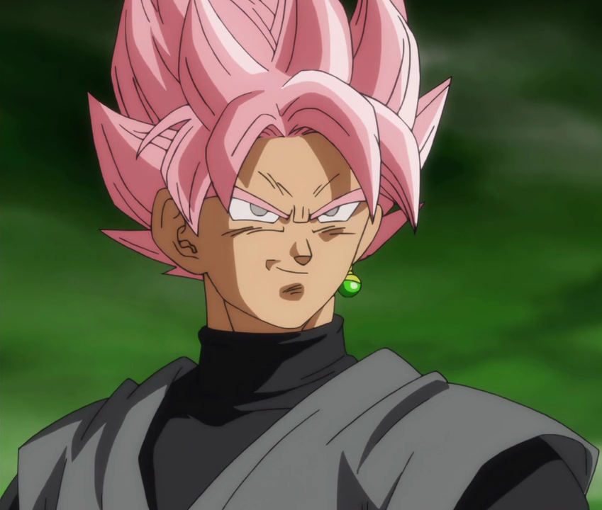 Super Saiyajin Rose
